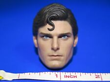 Hot Toys MMS152 SUPERMAN Christopher Reeve  - Head Sculpt Only 1:6 scale Defect