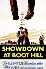 SHOWDOWN AT BOOT HILL  Charles Bronson Western