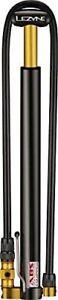 Lezyne Micro Floor Drive HP High Pressure 160psi Pump Black