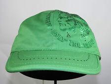 Diesel Cap CIRBABY SERVICE BERRETTO 00C9CP-00DRE-57M green green Hat NEW