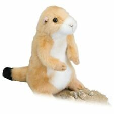 "Nwt Douglas Plush 7"" Standing Digger Prairie Dog New Soft Small Stuffed Animal"