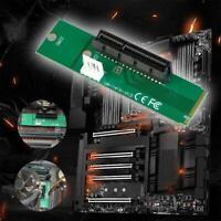 NGFF M2 to PCI-e 4x Slot Riser Card M Key M.2 Port to PCI Express Adapter Tool