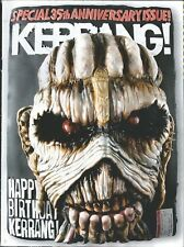 KERRANG! #1623 JUN 2016: IRON MAIDEN All Time Low JANE'S ADDICTION Green Day