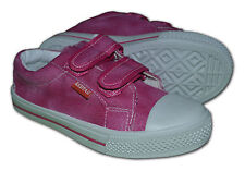 Garçons/Tennis Toile Fille/Chaussures plates,Couleur Rose,taille UK 12.5 (EUR31)