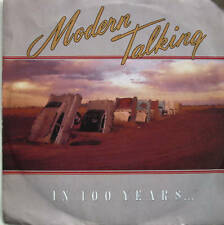 """7"""" 1987 ! MODERN TALKING : In 100 Years // MINT-? \"""