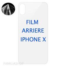 Film protection arrière total intégral pour IPHONE X