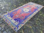 Runner rug, Turkish rug, Vintage rug, Handmade rug, Floor Rug | 3,6 x 8,1 ft