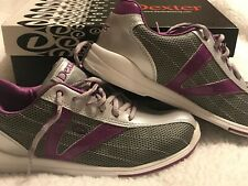 Dexter Women's Vicky Bowling Shoes Size 7.5 Silver Purple