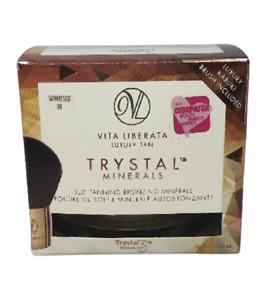 Vita Liberata Trystal Minerals Loose Powder Bronzer Sunkissed