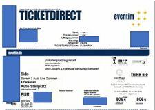 1 Ticket 4 Personen, Sido, 8. Juni 20,Ingolstadt, AUSVERKAUFT!!