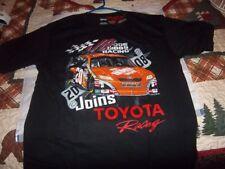 JOE GIBBS Racing Joins TOYOTA Racing 2008 Tony Stewart NASCAR Shirt  NWT LARGE