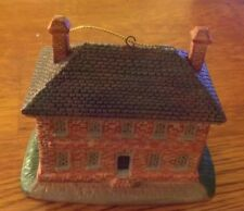 Lang and Wise Colonial Williamsburg - George Wythe House Ornament #85480408 MISB