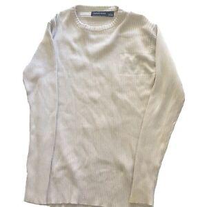 Tarocash Jumper Sweater Sz L Cream Off White