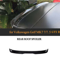 Dachspoiler Ansatz für VW Golf VII 7 MK7 R Heck Spoiler Aufsatz GTI Performance