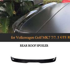 ABS Rear Trunk Spoiler Wing For Volkswagen VW Golf7 MK7 MK7.5 GTI R 2014-2018