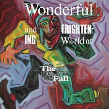THE FALL THE WONDERFUL AND FRIGHTENING WORLD OF THE FALL EXPANDED 2 VINILI LP !!