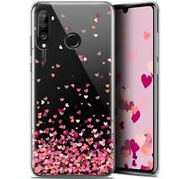 "Coque Pour Huawei P30 Lite (6.2"") Extra Fine Sweetie Heart Flakes"