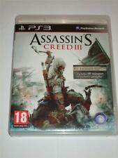 """Assassins Creed III 3  Playstation 3  PS3  """"FREE UK  P&P"""""""