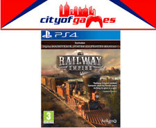 Railway Empire PS4 Game  New & Sealed Free in Stock