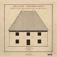 URI CAINE/CONCERTO KOLN - CAINE:DIABELLI VARIATIONS