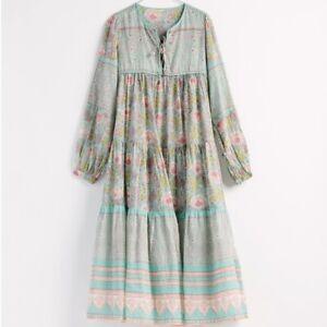 NWT Matta Yamini Booj Dress- Boho Peasant- Medium