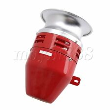 DC220V Red 125dB MS-390 Siren Horn Speaker Alarm for Automotive Car
