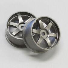 LLANTA 19 delant. Gris Metalizado 2 piezas dnano Kyosho dnh-001gm-19f 702306