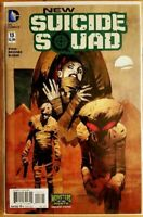 Suicide Squad #13 Variant Harley Quinn DC Comic 1st Print 2015 unread NM