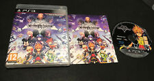 Kingdom Hearts HD 2.5 ReMIX PS3 Play Station 3 PAL ESPAÑOL