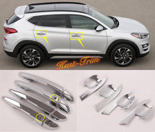 2019-2020 Fit for Hyundai Tucson absChrome Door Handle Bowl Cover Trim 12x