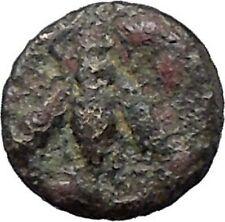 Ephesus Ephesos in Ionia 375BC BEE & FEMALE Authentic Ancient Greek Coin i48256