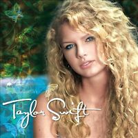 Taylor Swift - Self Titled Debut Vinyl Record - 2LP New & Sealed 2 Discs