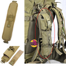 Molle Shoulder Strap Pouch For Backpack Belt Accessory Tool Bag EDC Sundries Kit