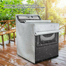 Washing Machine Cover Waterproof Dustproof Sun-proof Front Load Washer/Dryer