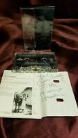 TOM RUSSELL Cowboy Real cassette SIGNED AUTOGRAPHED! Very good! Ships fast!