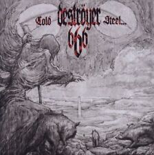 DESTROYER 666 - COLD STEEL...FOR AN IRON AGE  CD NEW!