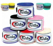 Fairtex Full Length Elastic Cotton Handwraps 180� Hw2 Muay Thai Kick Boxing Mma