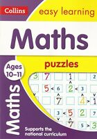 Maths Puzzles Ages 10-11: brilliant puzzles for mathematical minds Key Stage 2