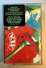 KIX: Live SEALED USA Atlantic Hard Rock Metal Cassette Tape NEW Hype Sticker