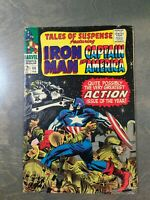Tales of Suspense #86 FN-VF (1967) Marvel Comics~Iron Man Captain America
