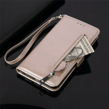Zipper Wallet Leather Flip Case Cover For Samsung A51 A71 A10 A30 A50 S20 S10 S9
