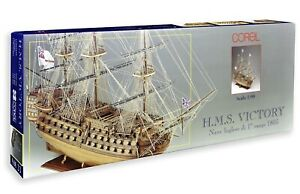 Corel HMS Victory 1805 SM23: Full Kit 1:98 Scale Sealed Bags