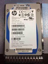 691025-001 HP 200GB HOT-PLUG SSSD SAS 6G 2.5'' SFF MLC SC 690811-001 690825-B21