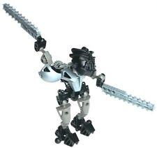 Lego 8566 Bionicle Mata Nui Toa Nuva Onua Nuva complet + Notice de 2002 -CN47