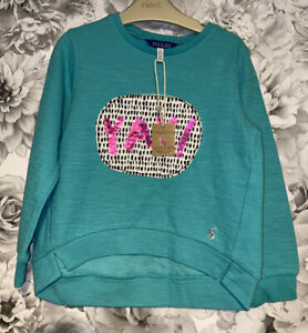 Girls Age 4 (3-4 Years) BNWTS Joules Sweater Top
