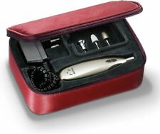 Beurer MP 60 On Pack Set de manicura y pedicura profesional Velocidad regulable