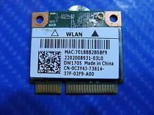 "Dell Inspiron 15.6"" 15-3521 Genuine Wireless WIFI Card WLAN C3Y4J DW1705 GLP*"