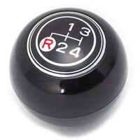 OEM Toyota Shift Lever Knob 3MT 3-Speed in Black for 71-80 Land Cruiser J40 J50