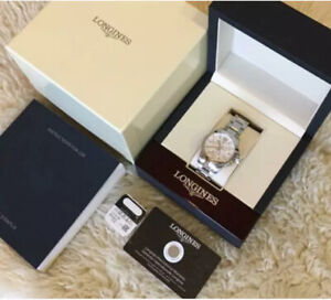 Longines Conquest Chronograph Unisex L33794166 Watch