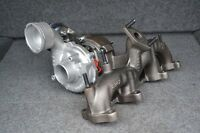Turbocharger 720855 for Volkswagen Bora Golf, Sharan - 1.9 TDI. 130 BHP, 96 kW.